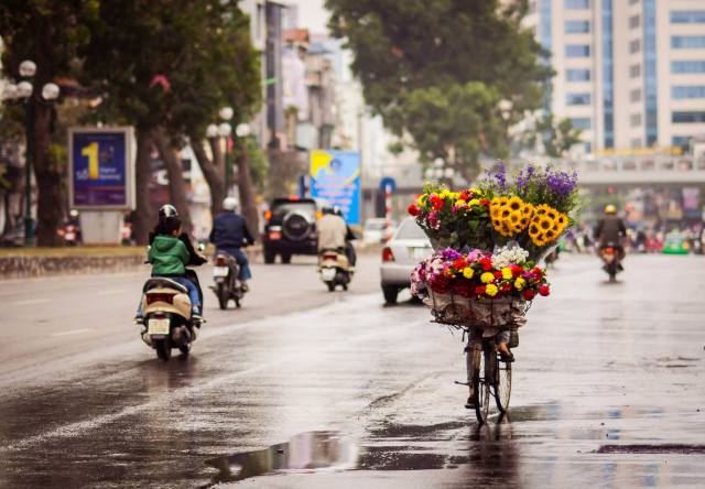 Photo: Tuan Anh Le, Hanoi 2015