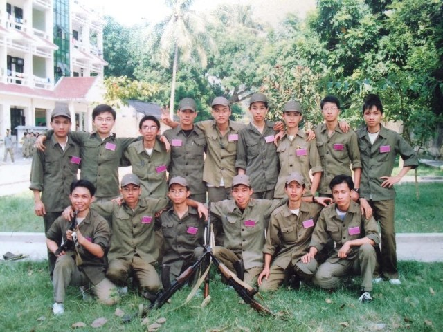 Kỷ niệm đời lính, tháng 6-2009