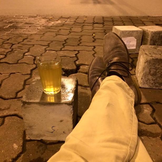 trà đêm