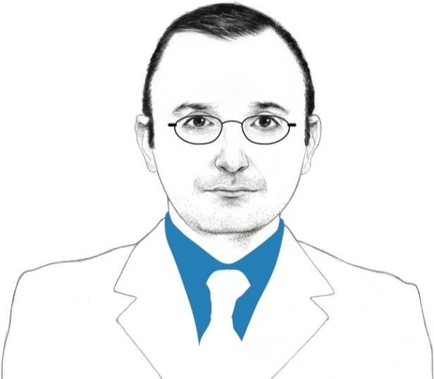 Salvatore Scibona (Grafilu - newyorker.com)