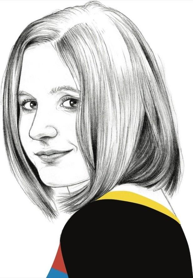 Karen Russell (Grafilu - newyorker.com)